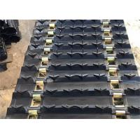 Buy cheap Rubber Material Small Snowmobile Track , High Speed Snow Machine Tracks from wholesalers
