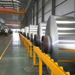 China 0.2mm Hsl Coating Aluminium Foil for sale