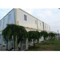 China Portable Foldable Prefab Villa Could Export 1.8mm PVC floor on sale