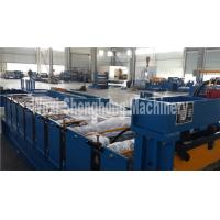 China Big Rib Galvanized Steel Cold Rolling Forming Machine to make Floor Support Plate on sale