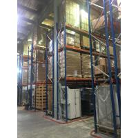 China Heavy duty industrial pallet racking systems warehouse storage pallet rack on sale