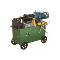 Best Max 40 Mm Portable Rebar Threading Machine With Wheels Heavy Duty wholesale