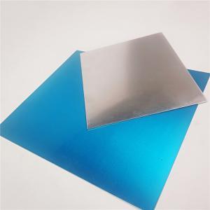 Best Coated H34 Temper 1060 Aluminum Flat Plate Width 100mm wholesale