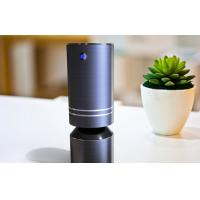 China Low Noise Aluminum Black / Silver Auto Air Purifier For Dislodge Methylbenzene on sale