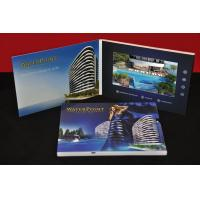 """Built In Speaker Video Production Business Cards 2.8, 4.3"""" Flip book Video for sale"""