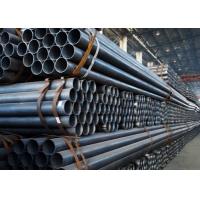 Best Galvanized OD6mm Welding Black Steel Pipe For Water Pipe And Gas Tank wholesale