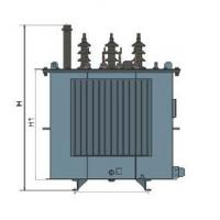 China 10kV Amorphous Alloy Oil-Immersed Distribution Transforme IEC60076 on sale