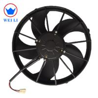 Cheap China Yutong Condenser Fan,Electric Factory Air Conditioner Condenser fan for sale