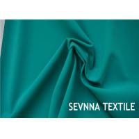 Best Soft FDY Recycled Nylon Fabric Solid Colors With 40 Denier Spandex wholesale