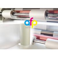 Best Scratch Resistant Polyester Laminating Film For Paper Lamination Soft Touch wholesale