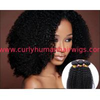 Buy cheap Long Lasting Brazilian Deep Wave Human Hair , 8A Brazilian Virgin Hair from wholesalers