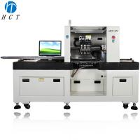 Cheap High-speed Semi-auto Pick & Place Machine Model No.: HCT-320 for sale