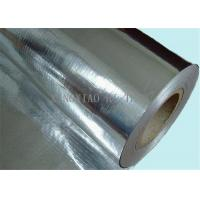 Best Flame-resistant Reflective Aluminum Foil Glassfiber Mesh with Kraft Paper wholesale