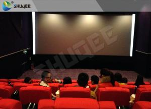 Best High Class Sound Vibration Cinema With 2K Projector Silver Screen wholesale