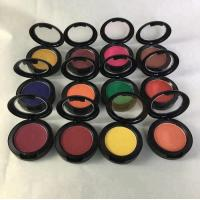 Buy cheap Single Eyeshadow Palette Eye Makeup Products Multi Color Choices Longlasting from wholesalers