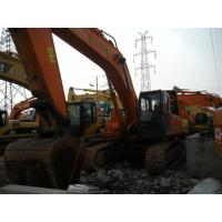 Quality Hitachi ZX330 Used Excavator year 2006  / 6525 hours with 1.6cbm capacity wholesale