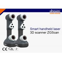 Buy cheap Portable Easy Operation Smart Handheld 3D Laser Scanner ZGScan With 6 Laser Lines from wholesalers
