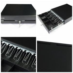 Quality Retail Market Restaurant Metal Cash Drawer Pos 16 Inch RS232 5 Bill two media slots 400E2 wholesale