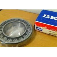 China SKF NU 216 ECM cylindrical roller bearings with brass cage 80x140x26mm on sale