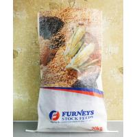 Best Transparent BOPP PP Woven Feed Bags , Laminated Woven Polypropylene Bags wholesale