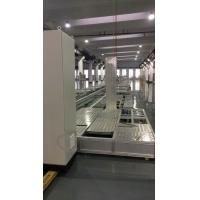ISO9001 Switch Gear Production Line Bearing Surface 1.2m×1.9m Busbar Bending Machine