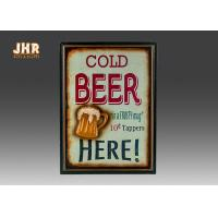 Best Beer Wall Plaques Home Decorations Decorative Wall Art Signs MDF Pub Wall Decor wholesale