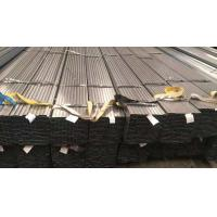 Best Q235 / Q195 Square Steel Tubing High Strength 0.25mm - 2.5mm Thickness wholesale
