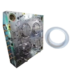 Best OEM HASCO base Cavity NAK80 Plastic Injection Molds wholesale