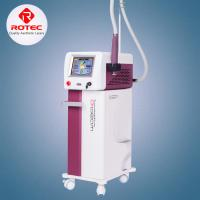 Best 2019 Portable Tattoo Removal Laser Q Switched Nd YAG Laser Beauty Machine with Fractional Technology wholesale