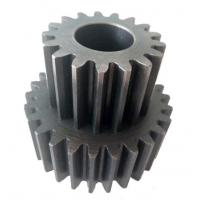 Best Small Sandblasting Steel Casting Components Helical Gear For Paper Shredder wholesale