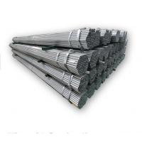 4 Diameter Round Steel Tube Made By Hot Dipped Galvanized Steel Sheet