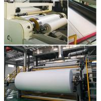 Buy cheap PP Meltblown Nonwoven Fabric Extrusion Line, producing central layer for medical from wholesalers