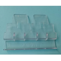 Best Hot Runner Clear PC PMMA Plastic Moulding Parts wholesale
