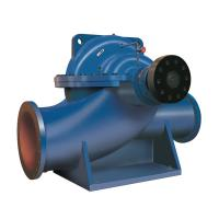 Buy cheap Split Casing Industrial Centrifugal Pumps Double Suction Impeller Horizontal from wholesalers