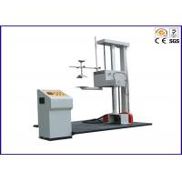 Best Single Wing Carton Drop Test Equipment , Package Carton Box Drop Impact Testing Machine wholesale