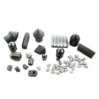 Buy cheap Custom Special Tungsten Carbide Tool , Tungsten Carbide Mining Machinery Parts from wholesalers