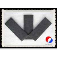 Best 1MM Thick Activated Carbon Felt Average Pore Diameter 17-20 for Air Purification wholesale