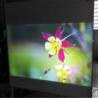 Quality HD Dual Projection Film / HD Bright White Projection Screen 110 Thickness wholesale