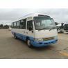 Best 7.5 m Like TOYOTA Coaster Auto Minibus Luxury Utility Transit Coaster Vehicle wholesale