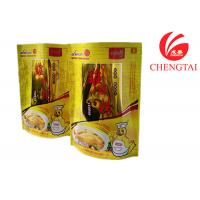 Buy cheap Moisture proof Barrier Stand Up Pouches packaging bag for chicken powder from wholesalers