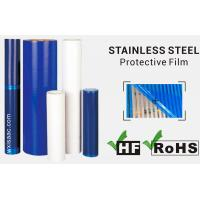 China Protection film for stainless steel sheet on sale