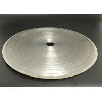 """Best 6"""" Inch Notched Rim Diamond Cutting Saw Blades for Lapidary Saw wholesale"""