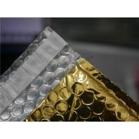 Best Gold Metallic Padded Envelopes , 260x350 #A4-2VD Foil Bubble Wrap Envelopes wholesale