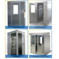 Buy cheap H13 Filter Biomedical Cleanroom Air Shower With LCD Display Working from wholesalers