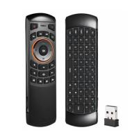 Best Universal Android Multipurpose Remote Control With QWERTY Keyboard & 6 Axis Air Mouse wholesale
