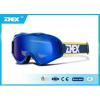 Buy cheap CE Dirt Bike Goggles, Helmet Motorcycle Goggles with PC Lens from wholesalers