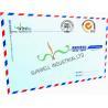 Best Offset Paper Custom Printed Business Return Envelopes With Multi Color Edge wholesale