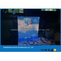 Quality Outdoor LED Screens IP65 6500 Nits 500 x 500mm Cabinet P4.81 Led Cabinet Sign wholesale
