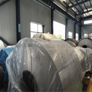 Best CAC Auto AC Aluminum Sheet Metal Roll , Industrial Aluminium Foil Water Tank Finstock wholesale