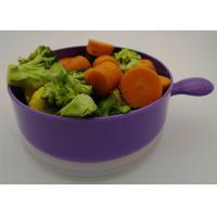 Best Polypropylene Microwave Safe Plastic Bowls, Microwave Safe Food Container With Lid wholesale